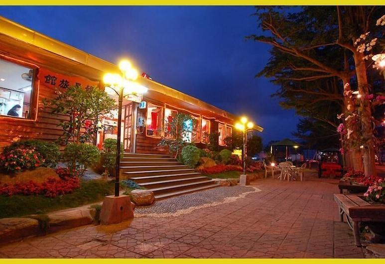 Taitung Garden Cabin, Taitung, Otelin Önü - Akşam/Gece