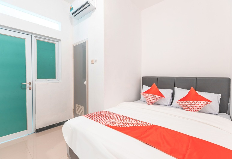 OYO 2223 J&b Room Utan Kayu, Yakarta, Habitación estándar doble, Habitación