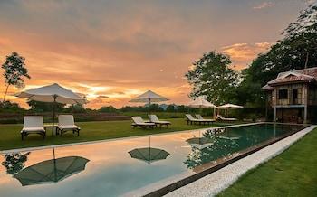Langkawi bölgesindeki Temple Tree Resort resmi