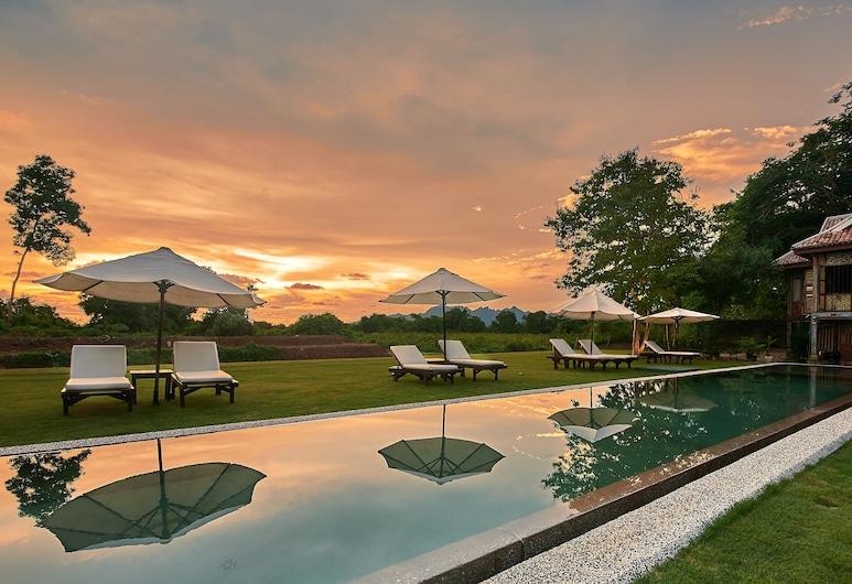 Temple Tree Resort, Langkawi, Piscina