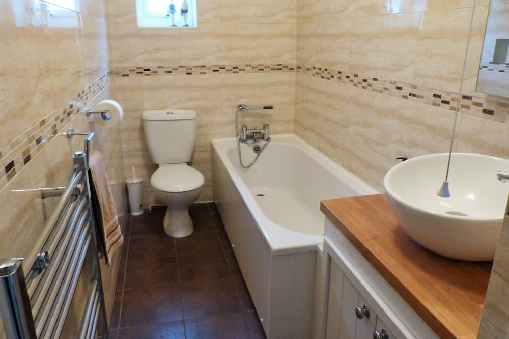 コテージ - バスルーム