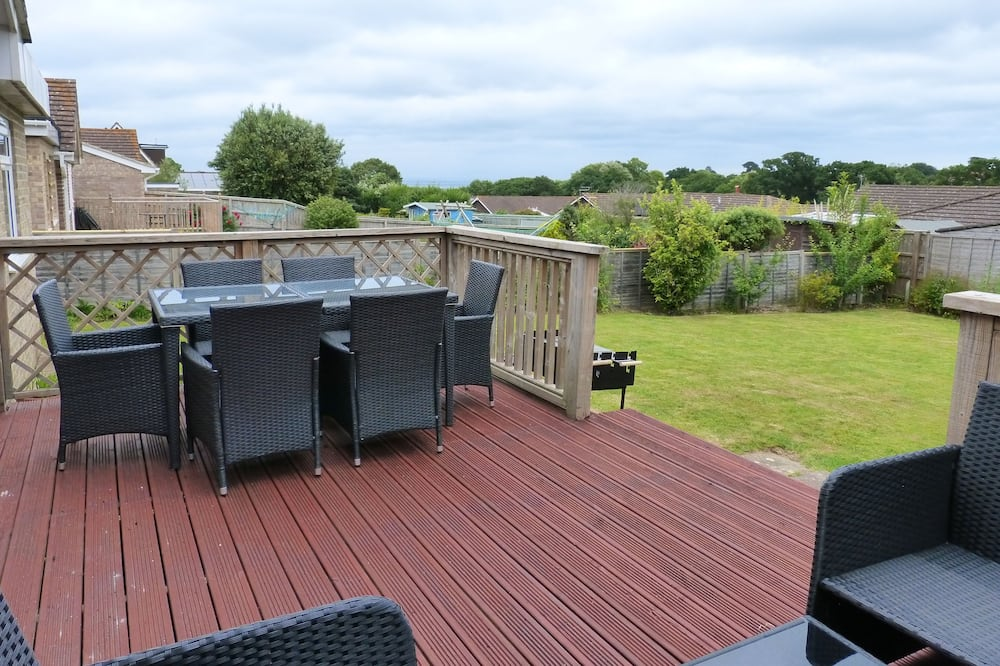 Cottage - Balcon