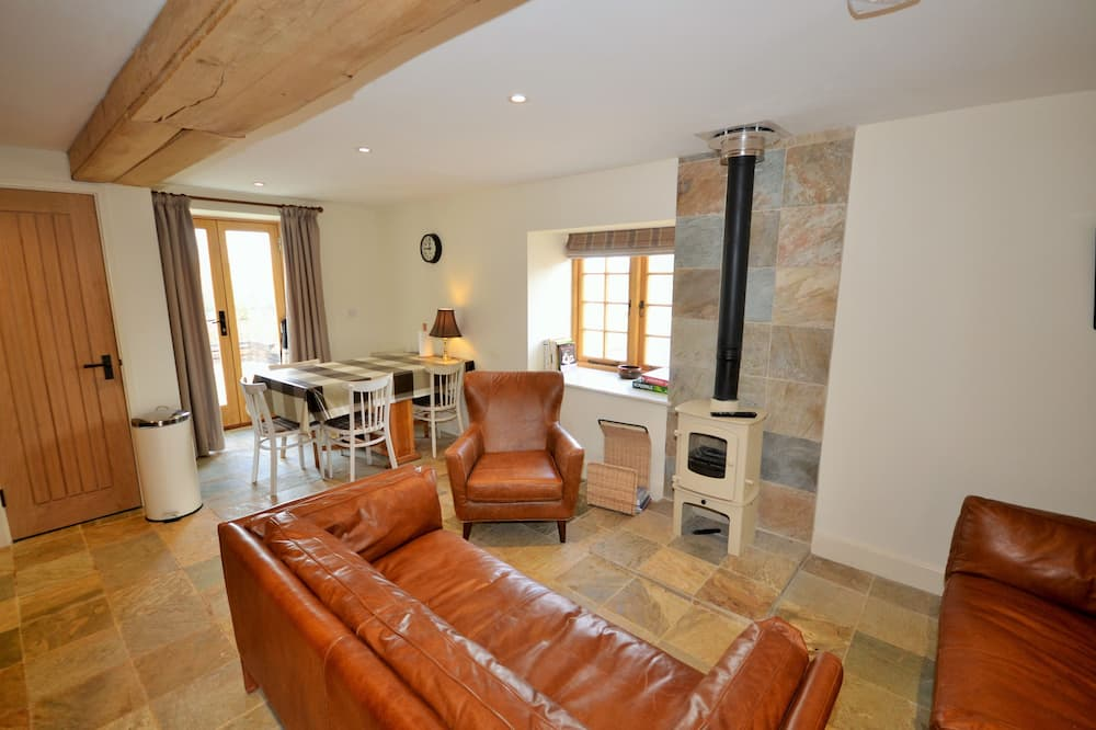 Cottage - Ruang Keluarga