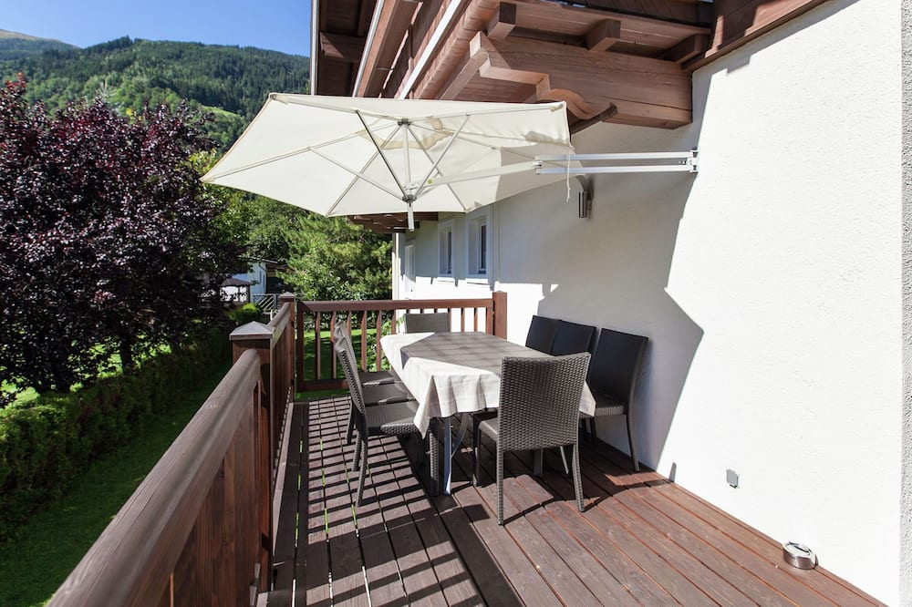 Vasarnamis - Balkonas