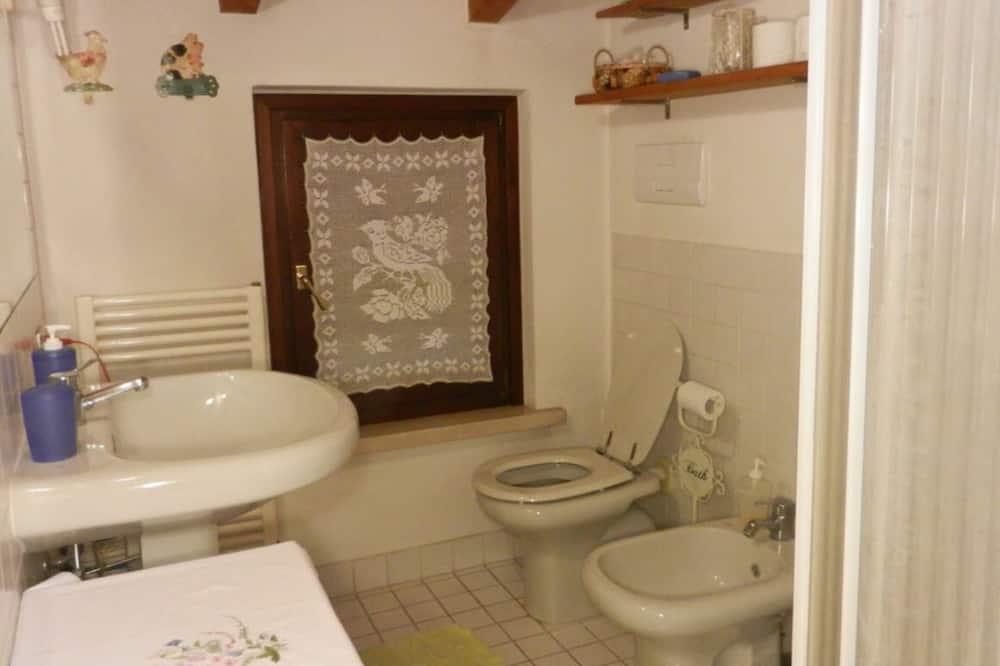 Štvorlôžková izba (Casa Sandra) - Kúpeľňa
