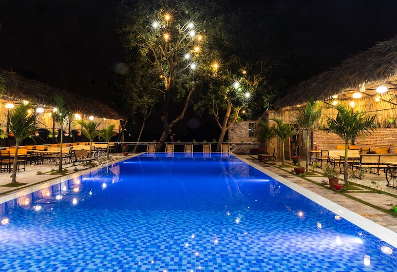 Elizabeth Hotel Tam Coc, Hoa Lu, Sundlaug