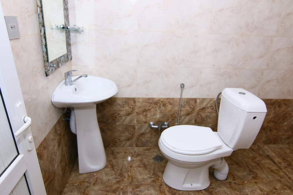 Номер категорії «Комфорт» - Ванна кімната