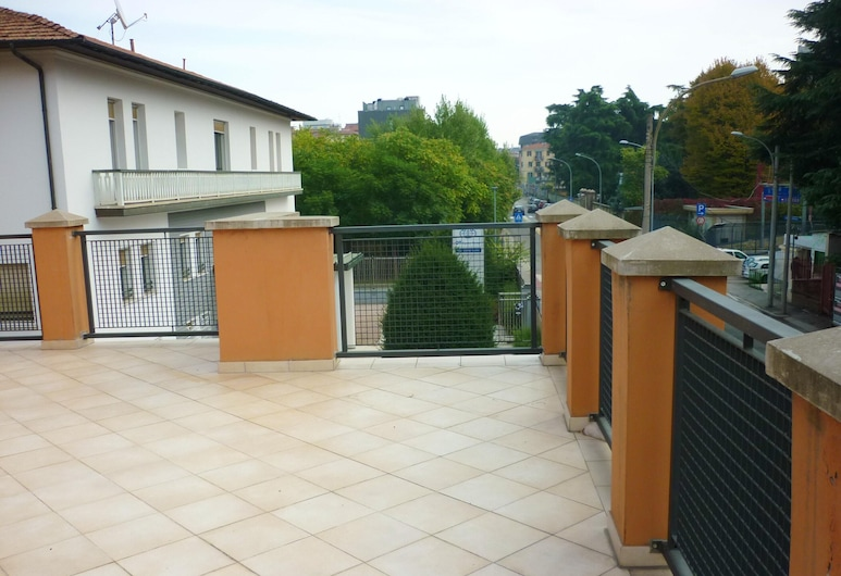 House With one Bedroom in Bologna, With Wonderful City View, Terrace and Wifi, Bologna, Terrazza/Patio