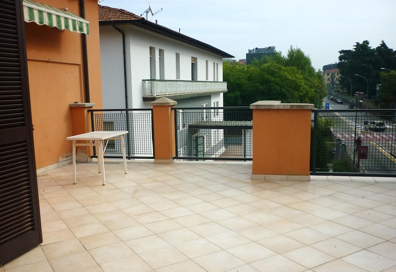 House With one Bedroom in Bologna, With Wonderful City View, Terrace and Wifi, Μπολόνια, Ιδιωτική κουζίνα