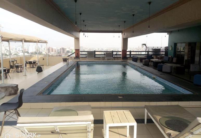 Myosotis Residence Hotel & Spa, Cotonou, Pool