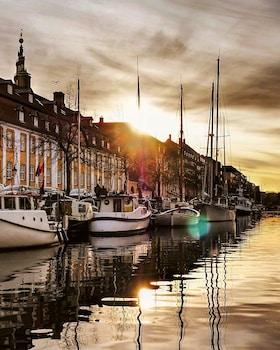 Foto van Kanalhuset in Kopenhagen