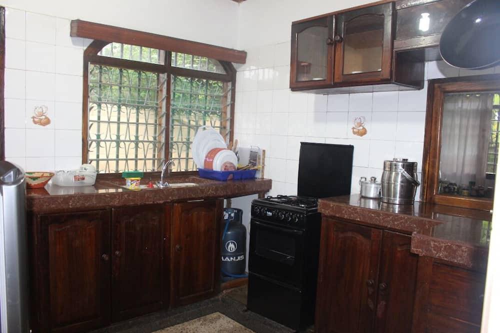 Стандартное общее спальное помещение - Общая кухня