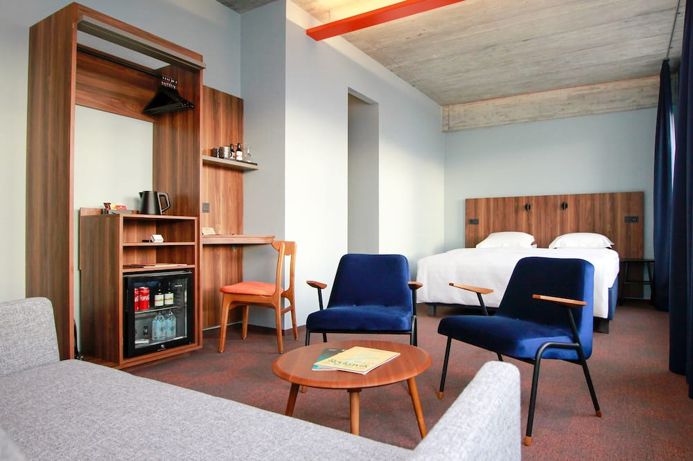 Junior Suite - Sala de estar