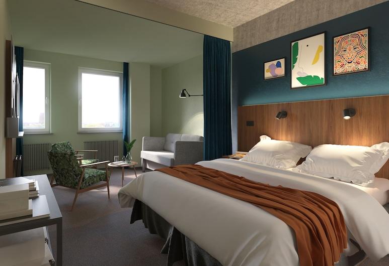 Grandi by Center Hotels, Reykjavik, Deluxe Tek Büyük veya İki Ayrı Yataklı Oda, Oda