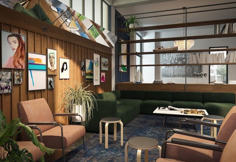 Grandi by Center Hotels, Reikiavik, Salón en el lobby