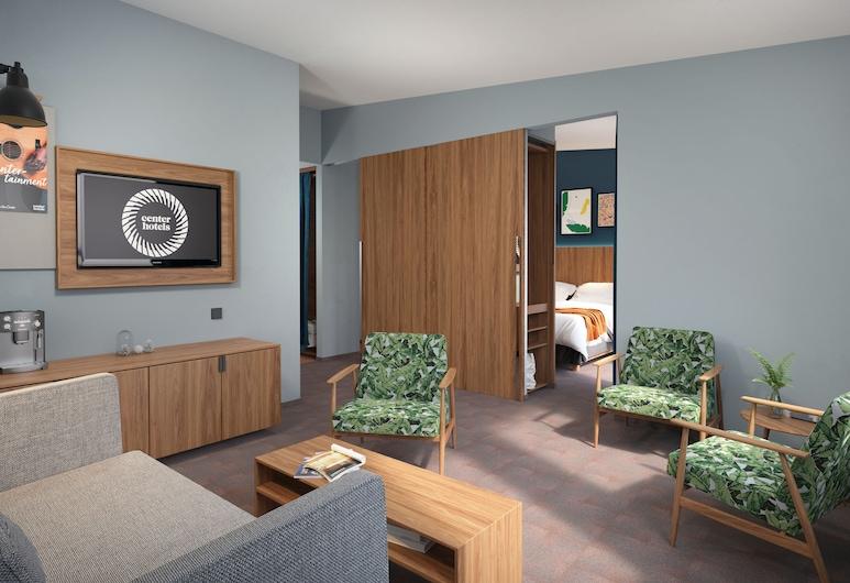 Grandi by Center Hotels, Reykjavik, Suite, Guest Room