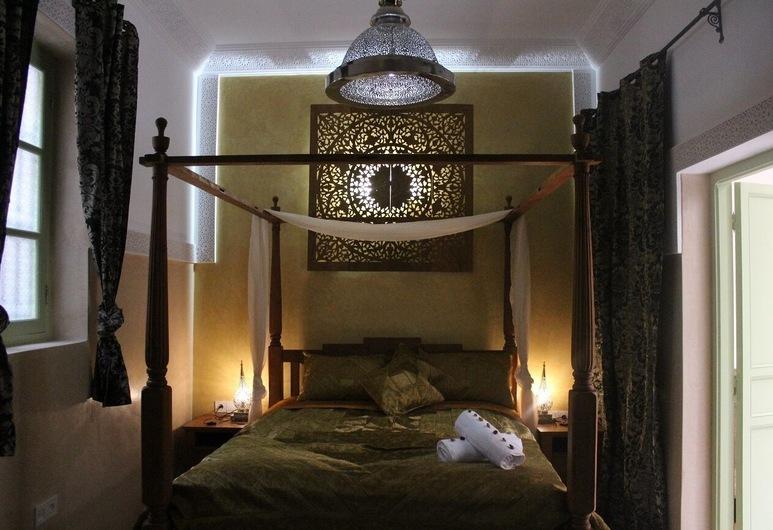 馬拉喀什梅迪爾薩庭院飯店, 馬拉喀什, 尊尚客房, 客房