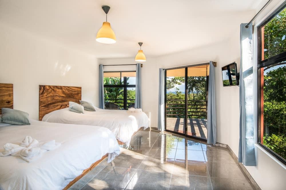 Superior Deluxe Room, Seaview & Balcony - Номер