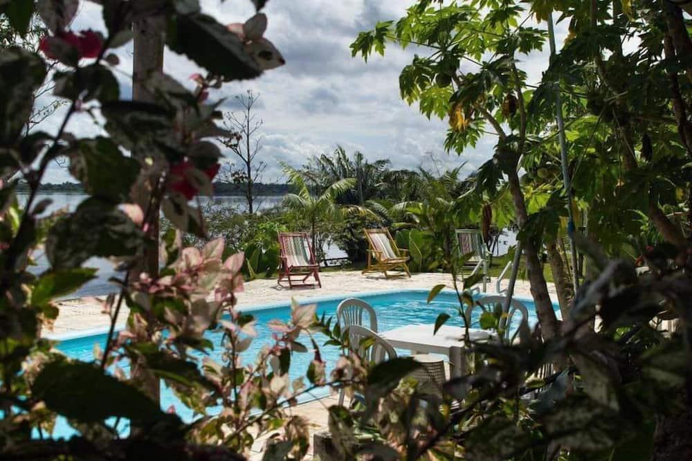 Apartamento Standard - Vista Rio - Garden