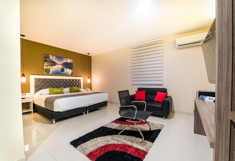 Ayenda 1424 MR, יומבו, חדר סופריור זוגי, חדר אורחים