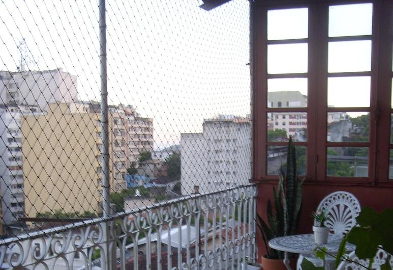 Global Rio de janeiro, Rio de Janeiro, Szoba, Erkély