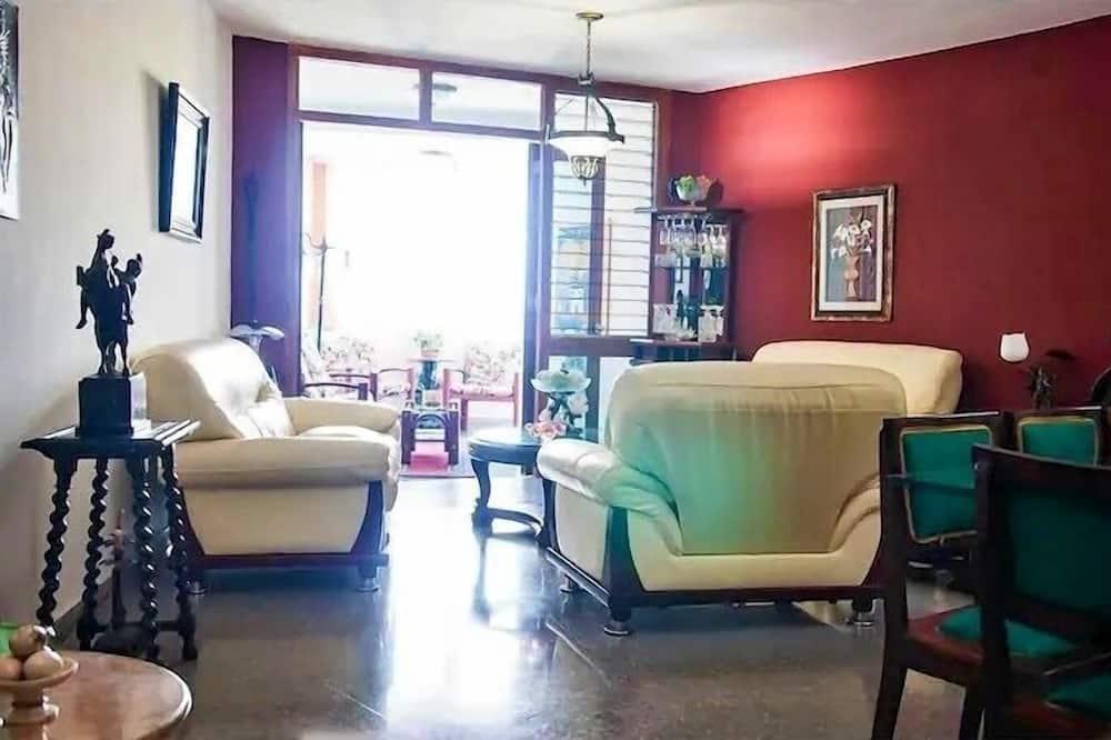 Dvojlôžková izba typu Basic - Obývačka