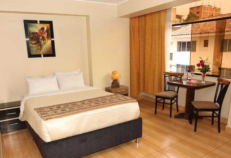 ホテル マンタス クスコ, クスコ, ダブルルーム, 部屋