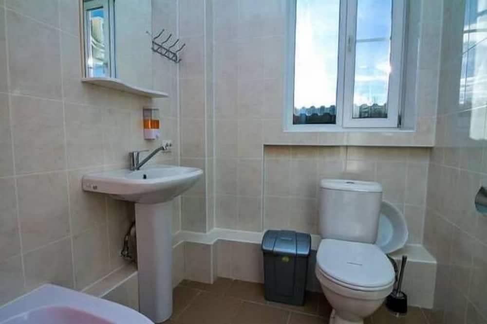 家庭開放式客房 - 浴室
