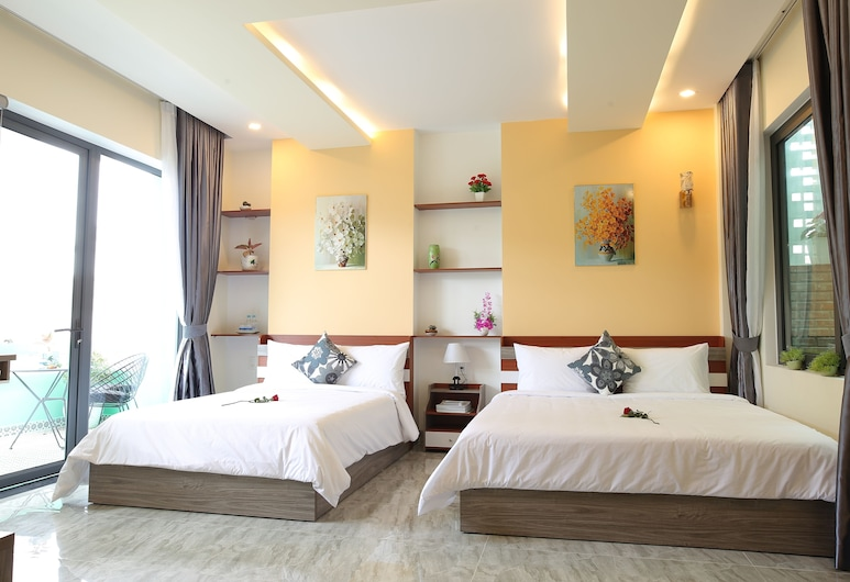 Lam Garden Boutique Homestay, Hue, Superior Twin Room, Guest Room