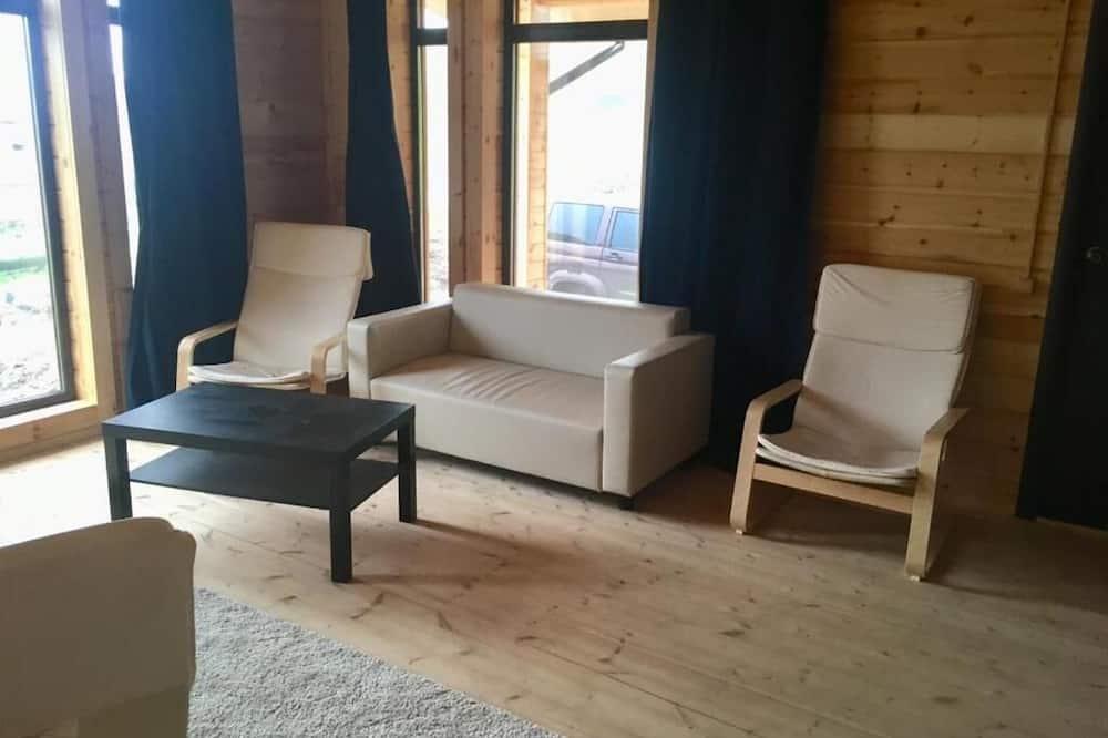 木屋, 2 間臥室 - 客廳