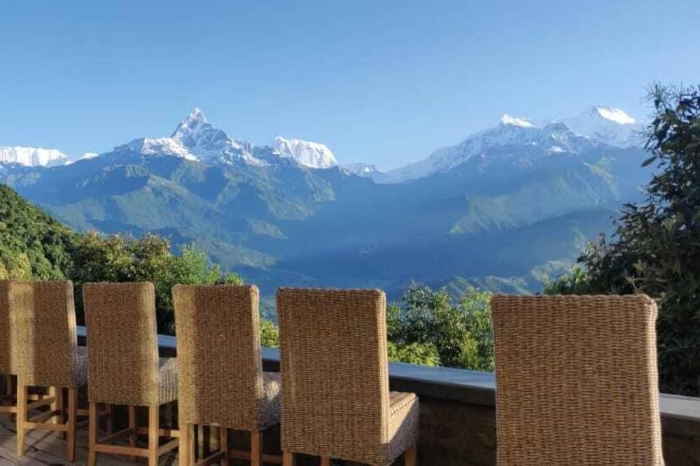 Deluxe-værelse - balkon - bjergudsigt - Bjergudsigt