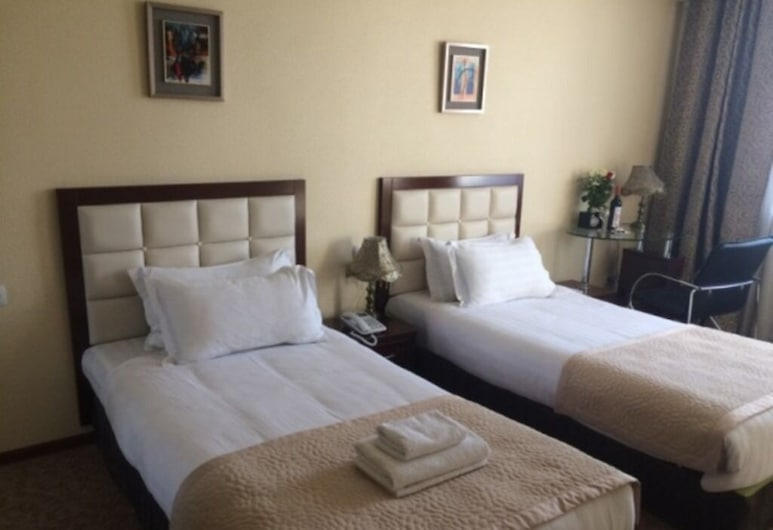 Silk Way Boutique Hotel, Osh, Comfort Twin Room, Guest Room