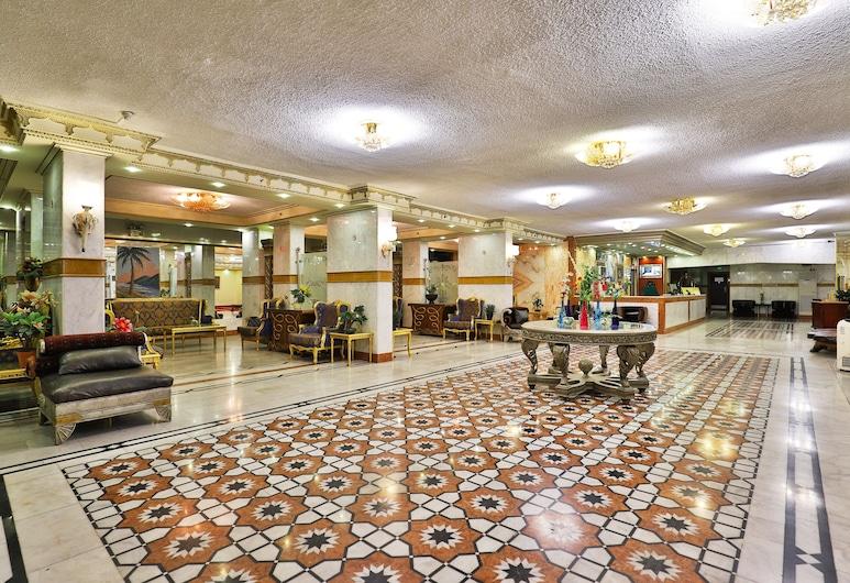 OYO 395 Al Hafof Hotel, Jeddah, Vestibiulis