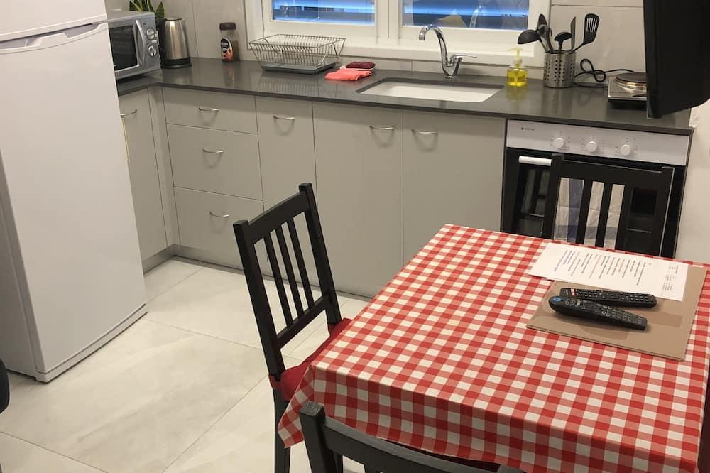 Comfort Διαμέρισμα - Γεύματα στο δωμάτιο