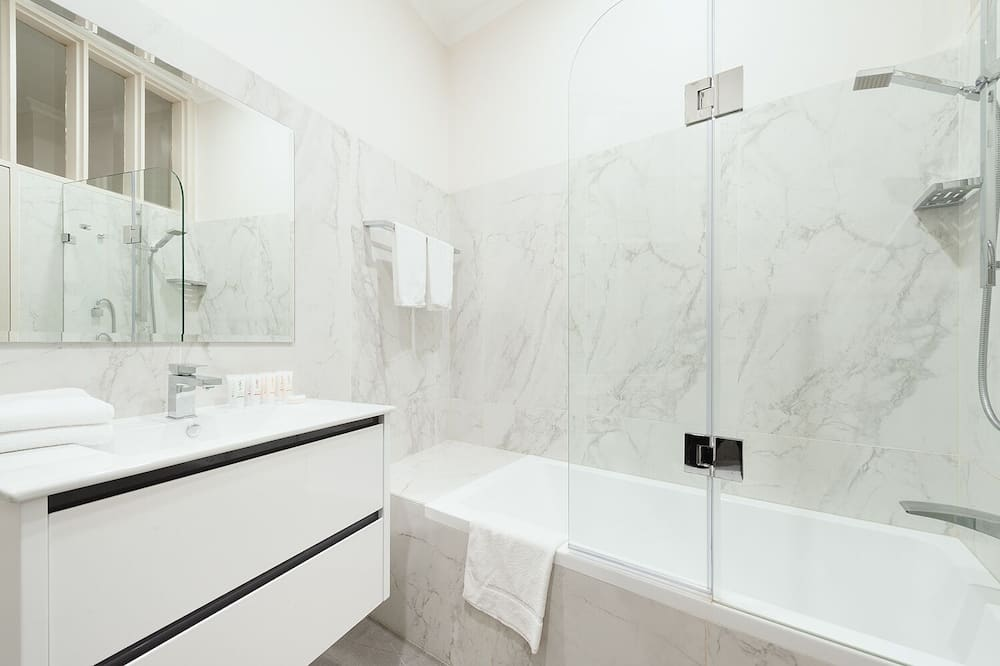 Семейные апартаменты - Ванная комната