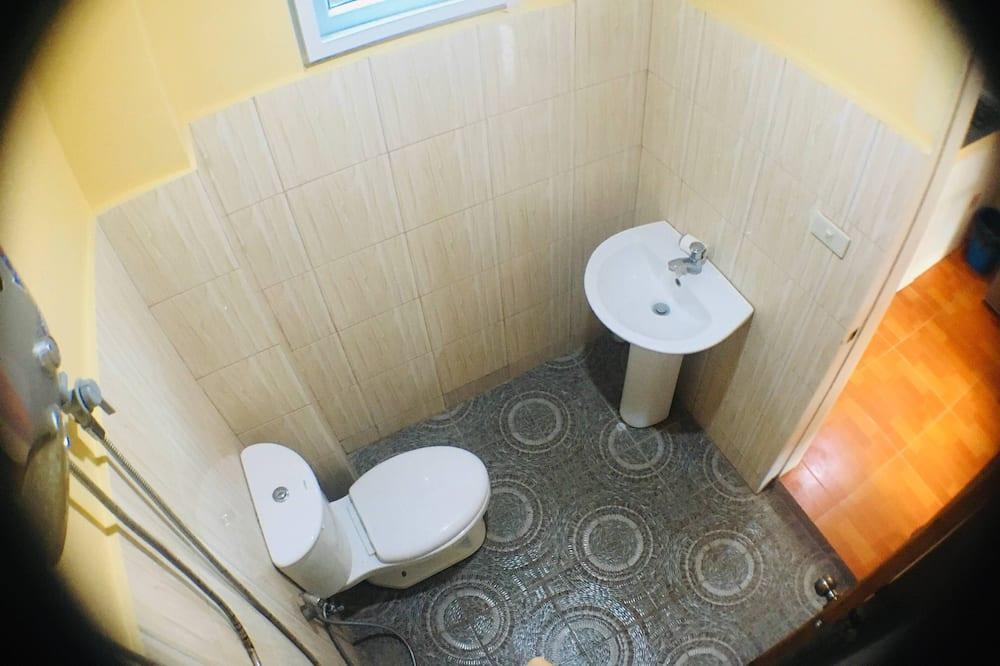Economy-rum - 1 sovrum - tillgänglighetsanpassat - bottenvåning - Badrum