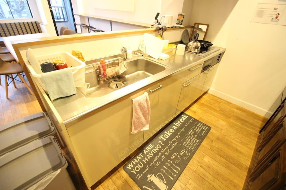 經濟雙人房 (1, For 2 Guests) - 共用廚房