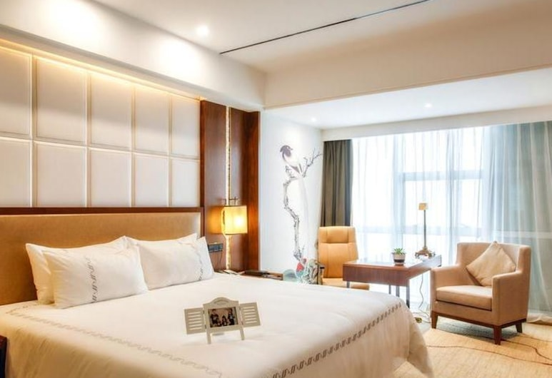 EXCEMON RUIAN SUNSHINE HOTEL, Wenzhou, Executive Double Room, Guest Room