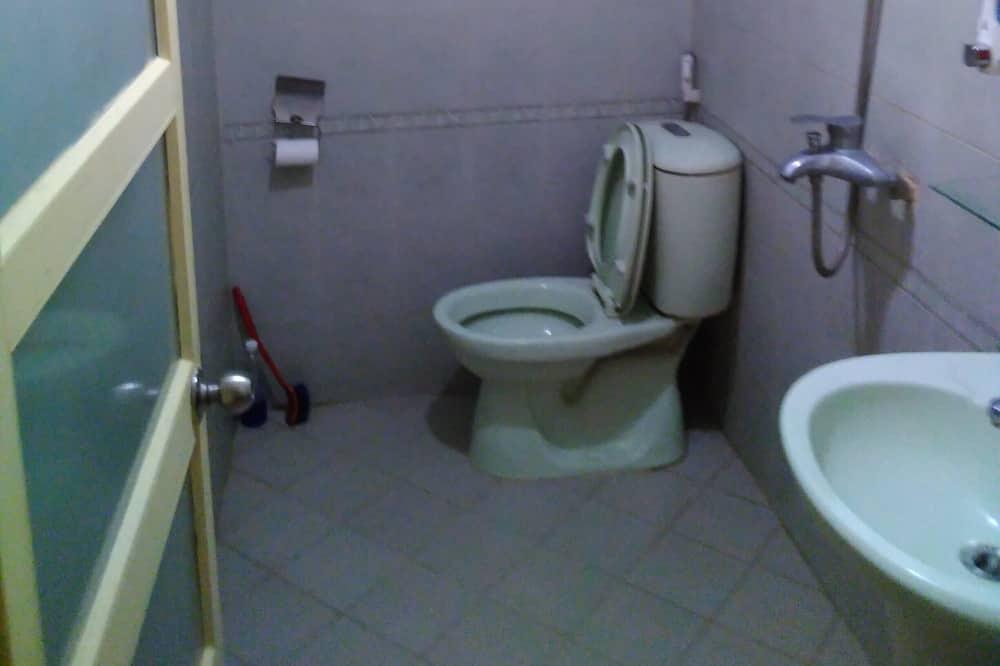 Superior - neljän hengen huone - Kylpyhuone