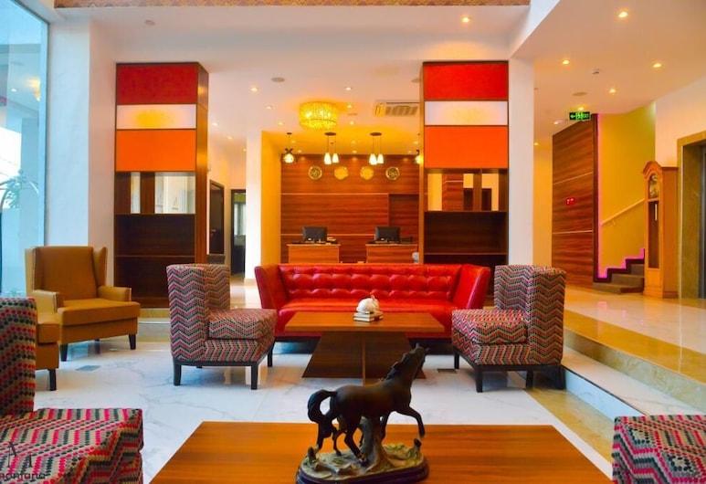 Montana Residence, Lagos, Sala de estar en el lobby