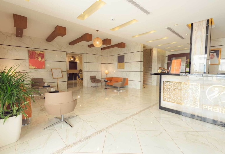 Praha Inn, Jeddah, Eingangsbereich