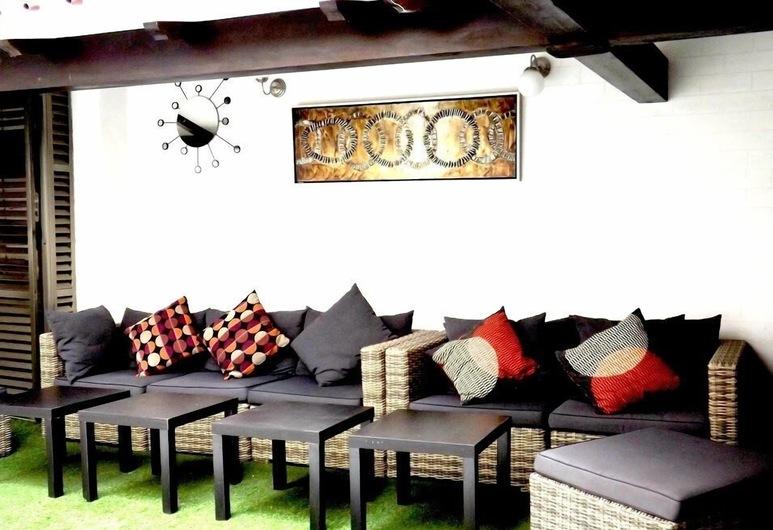Hof van Holland Carihuela, Torremolinos, Lägenhet - 1 sovrum, Terrass