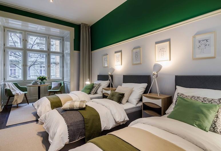 Michal&Friends Charming APTS*Vinohrady, Prague, Comfort Apartment, 3 Bedrooms, Room