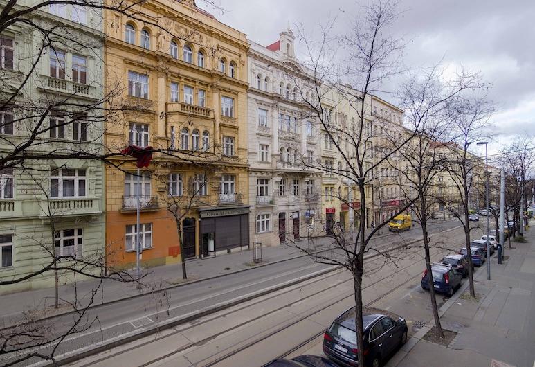 Michal&Friends Charming APTS*Vinohrady, Prag, Udendørsareal