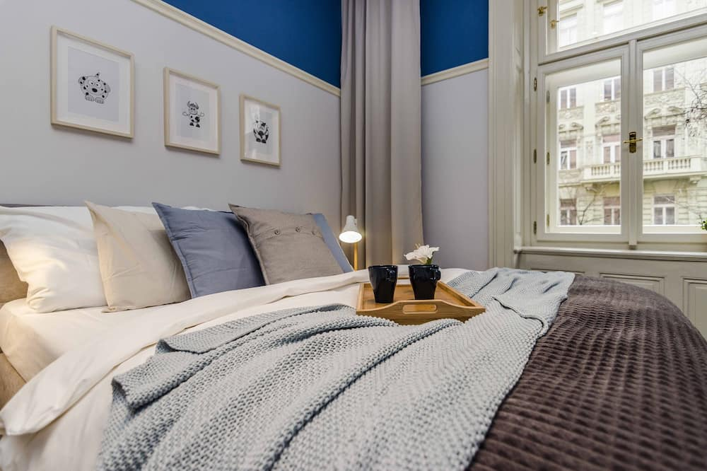 คอมฟอร์ทอพาร์ทเมนท์, 3 ห้องนอน - ห้องพัก