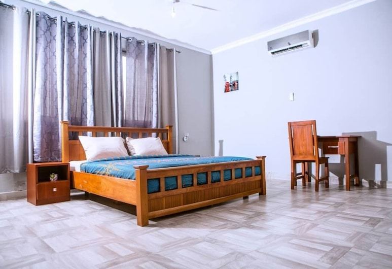 Home From Home Ghana Guesthouse, Accra, Standard Double or Twin Room, Guest Room