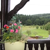 Skats no balkona