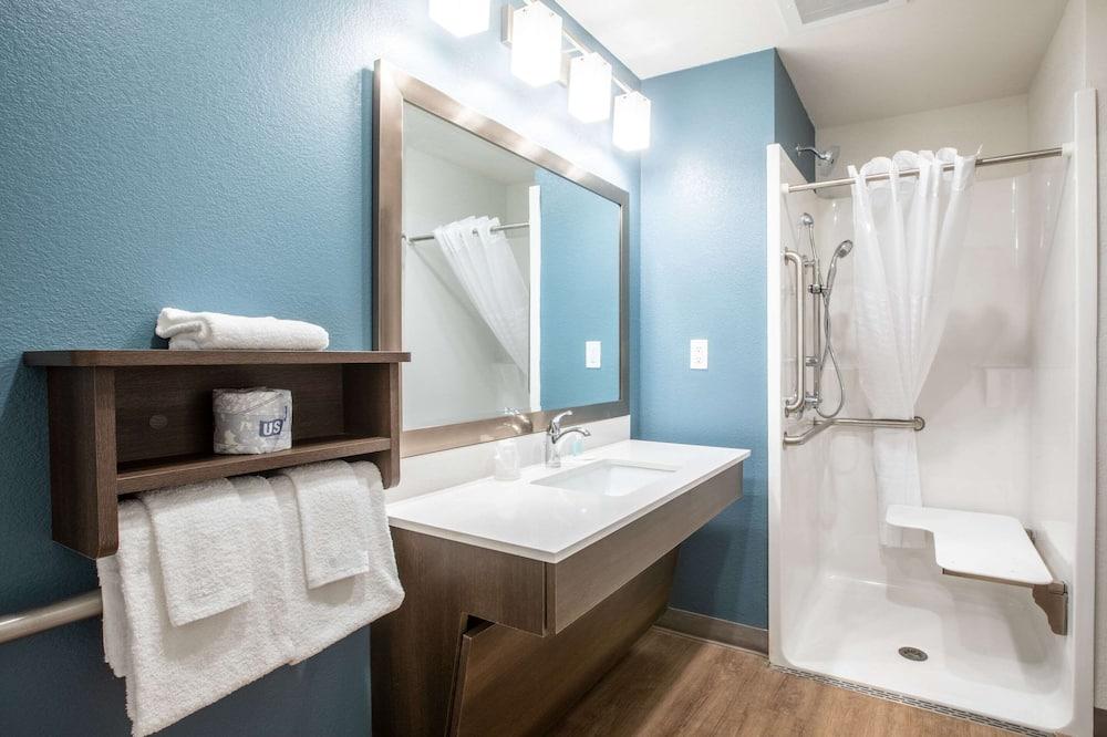 Номер, 1 ліжко «квін-сайз», обладнано для інвалідів, для некурців - Ванна кімната