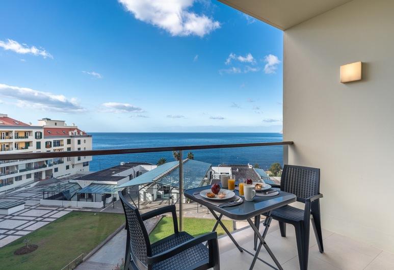 美景海洋中央飯店, 芳夏爾, 露台