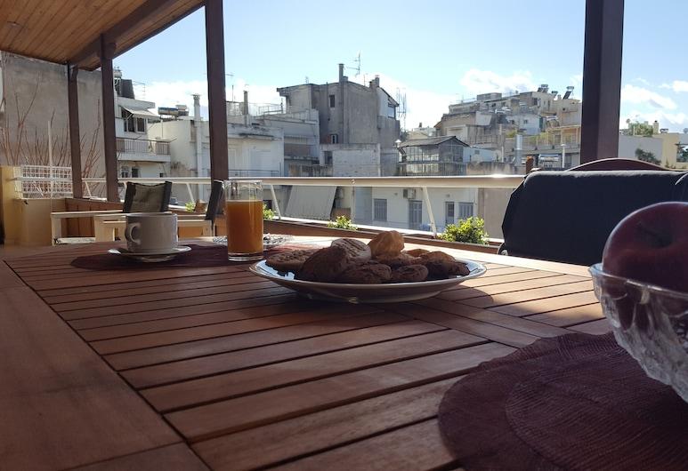 Acropolis View, Athén, Kültéri étkezés